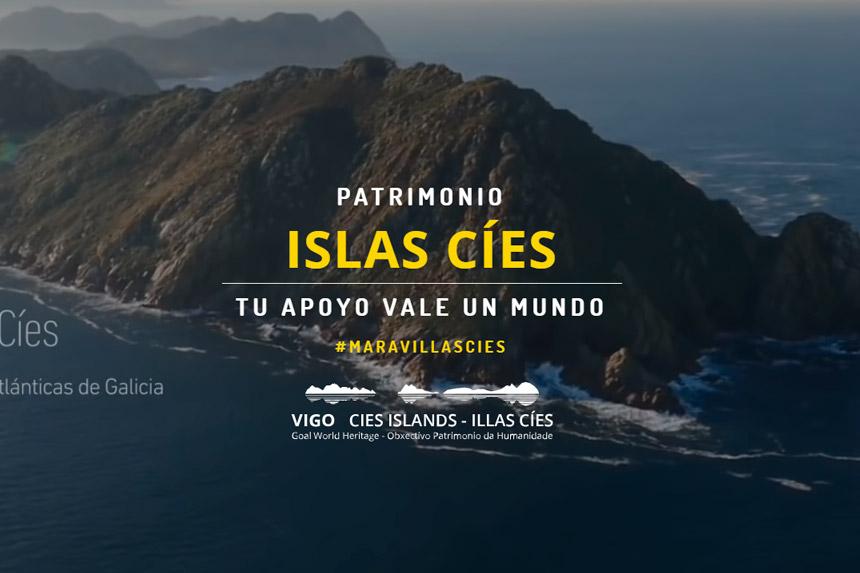 Proceso Descubrimiento Islas Cíes Diseño Web