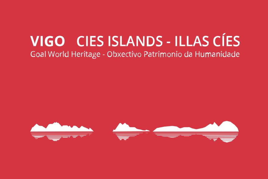 Web Islas Cíes Patrimonio de la Humanidad