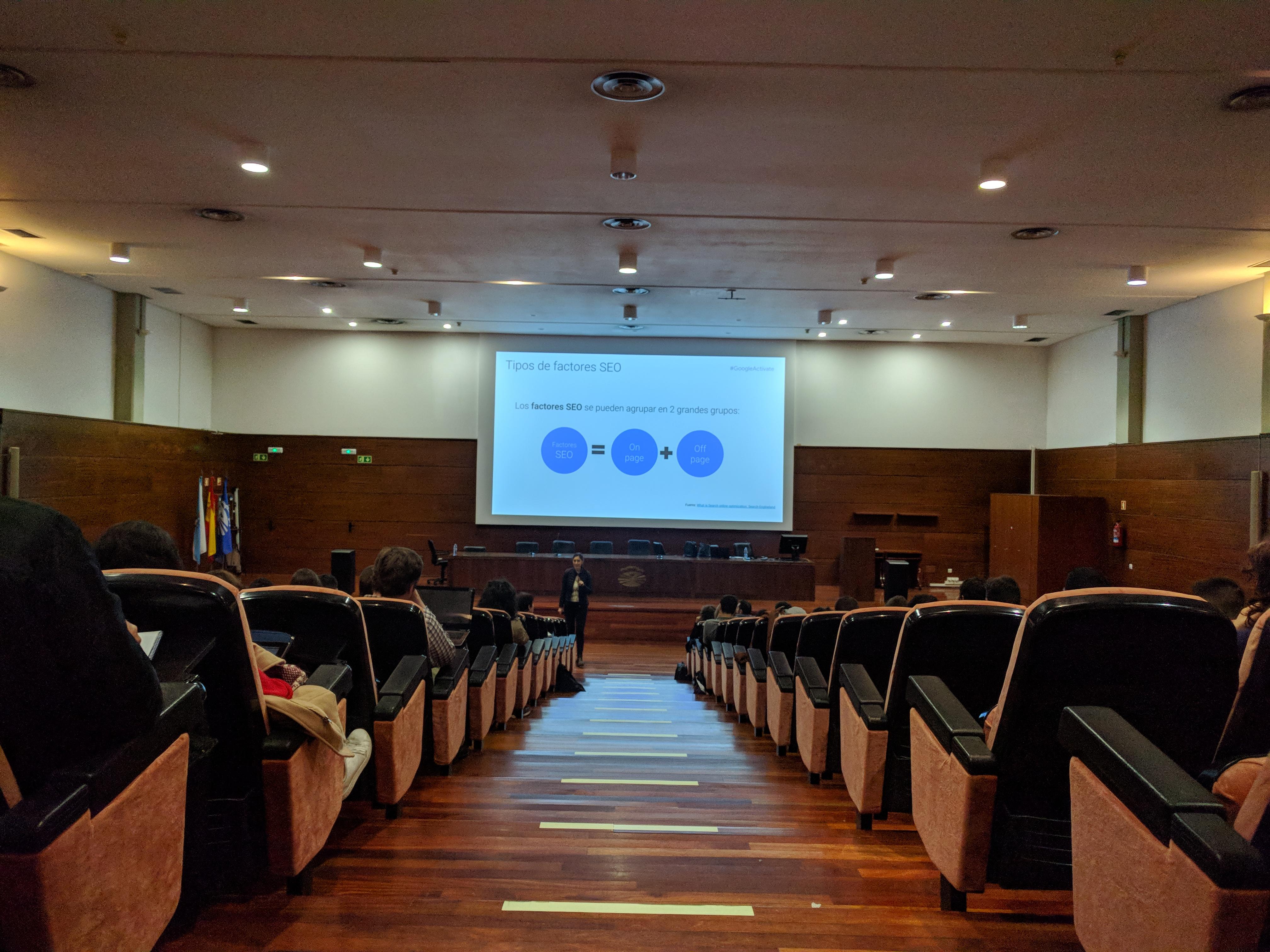 Curso Google Activate A Coruña