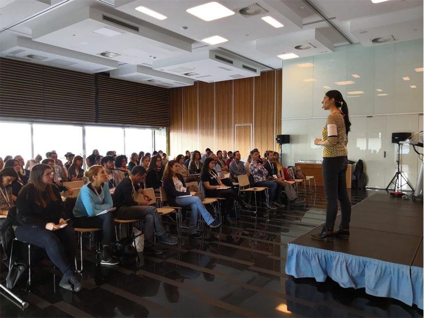Curso de Google Activate en Cádiz con Victoria Barreiro