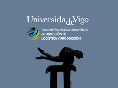 Web Curso de Especialista Universitario en Dirección de Logística y producción