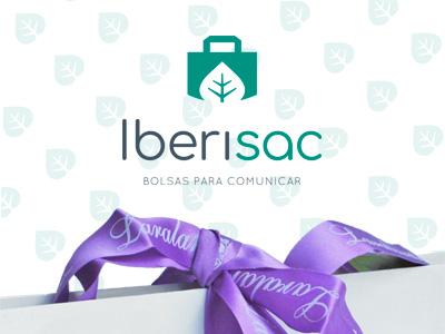 Web Iberisac. Bolsas para Comunicar