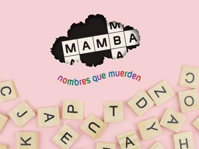 Web Nombres Mamba