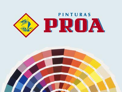 Web Pinturas Proa