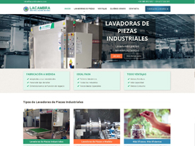 LaCambra Industrial Washing Machine