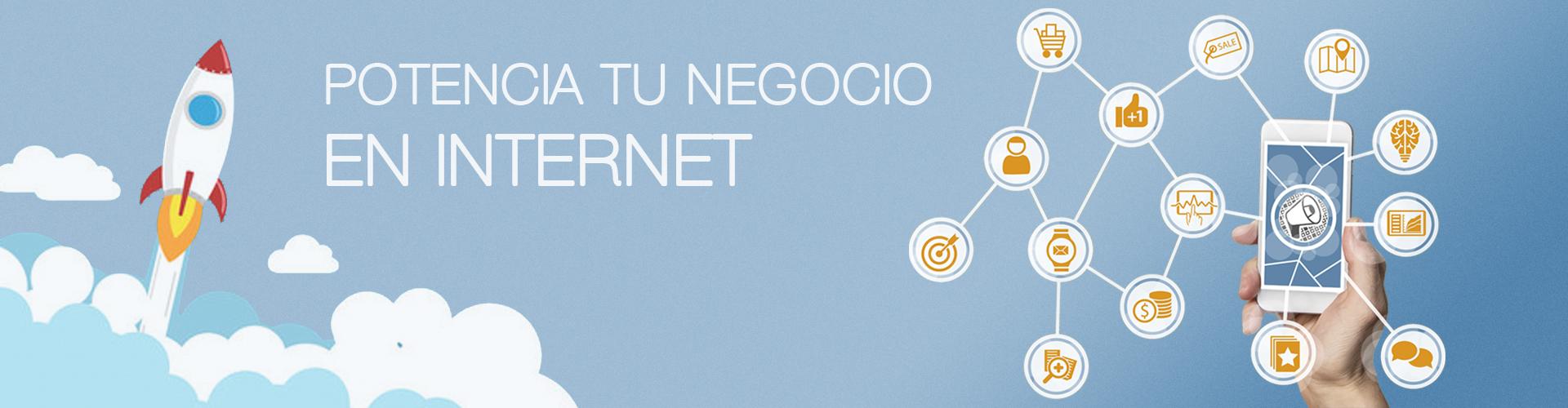 Teconsite. Potencia tu negocio en internet